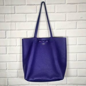 Kate Spade ♠️ On Purpose Tote Large Purple